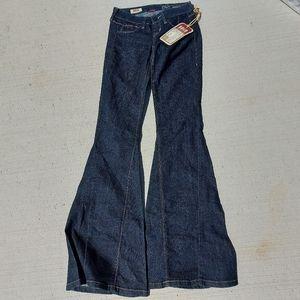 Design Lab Malcolm Mega Bell jeans wide leg